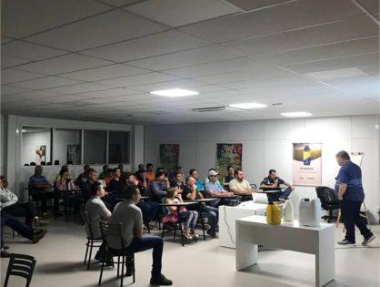 Guru da Nutrição Vegetal palestra na Tritec